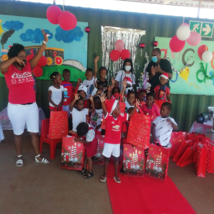Christmas Eve Drive 2020 - The Us4You Foundation