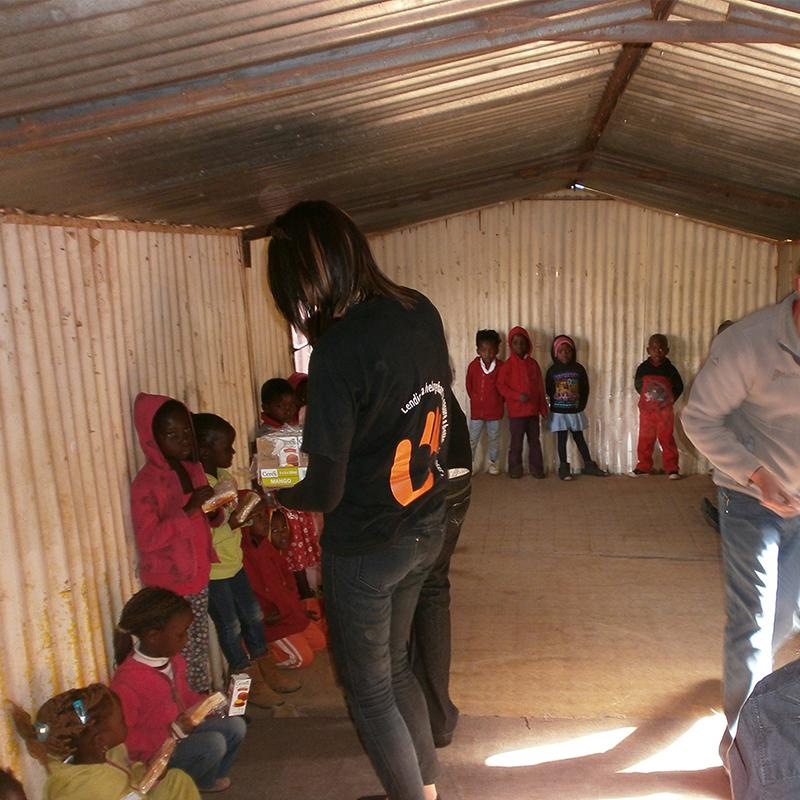 Mandela Day 2013 - The Us4You Foundation