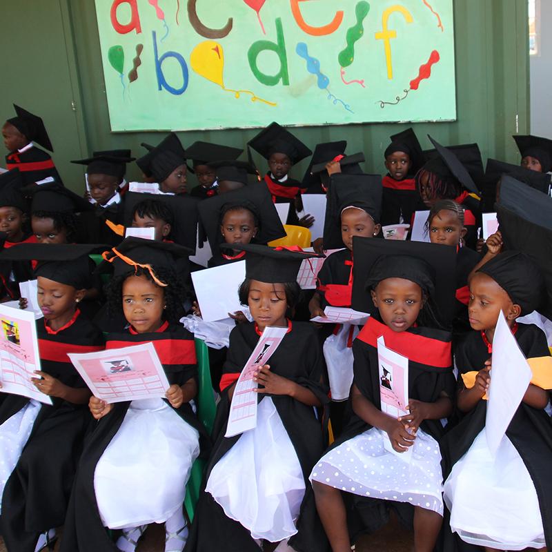 Soshanguve Graduation 2015 - The Us4You Foundation
